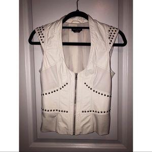 Authentic Leather Vest